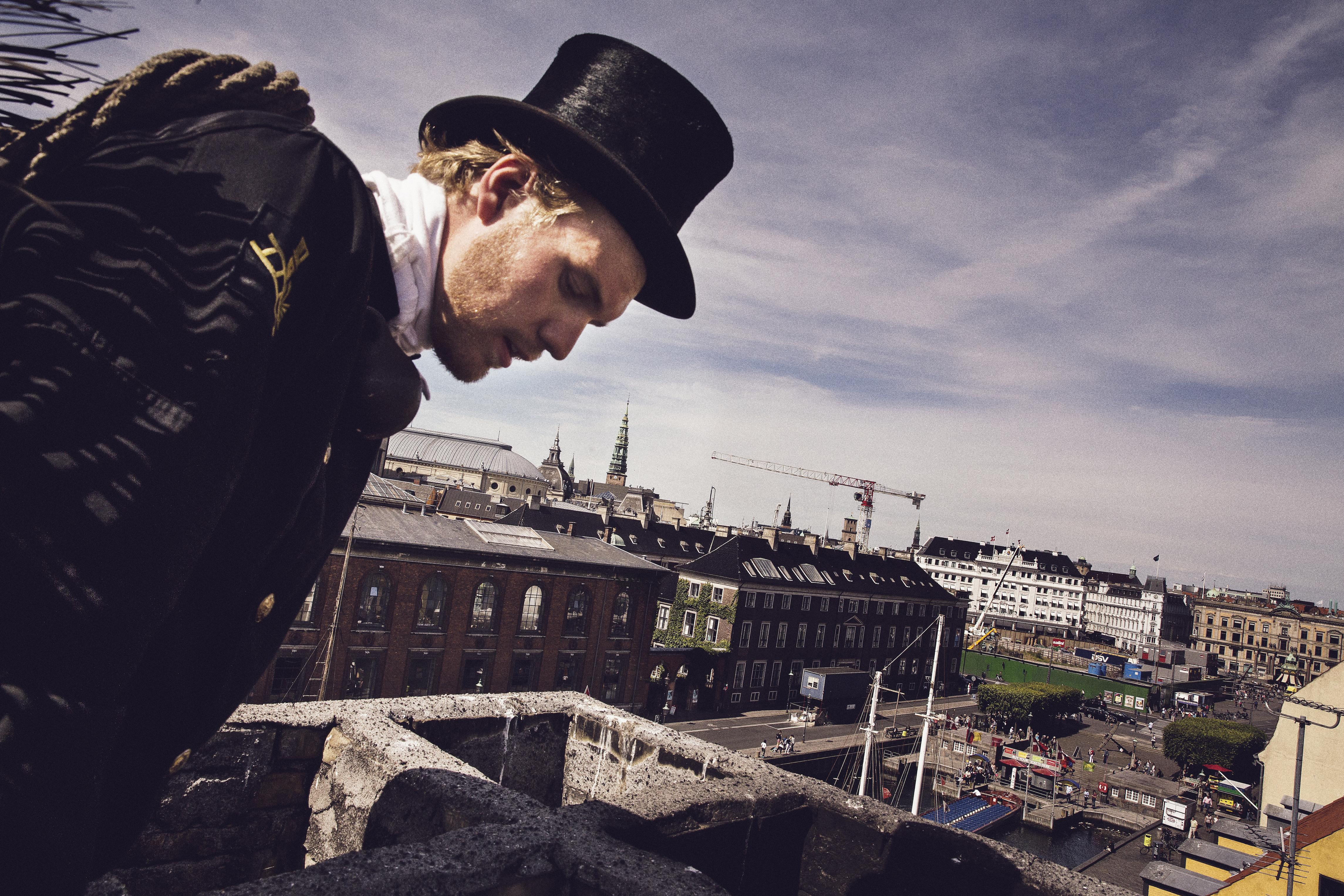 Reportage: Turistattraktion på Københavns tagryg