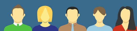 Den offentlige leders 5 nye ansigter