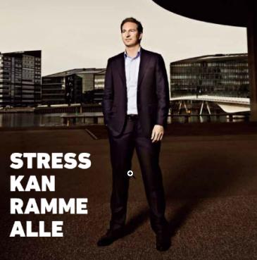 Storyseller Ørsted Stress