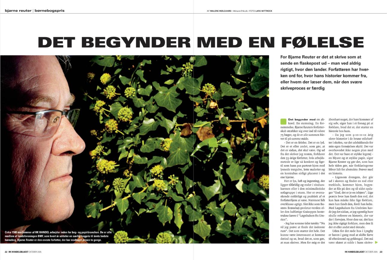 Storyseller Reuter