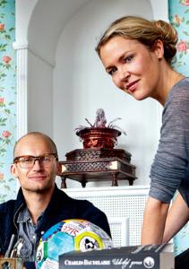 Interview med Sofia Manning og Christian Stadil